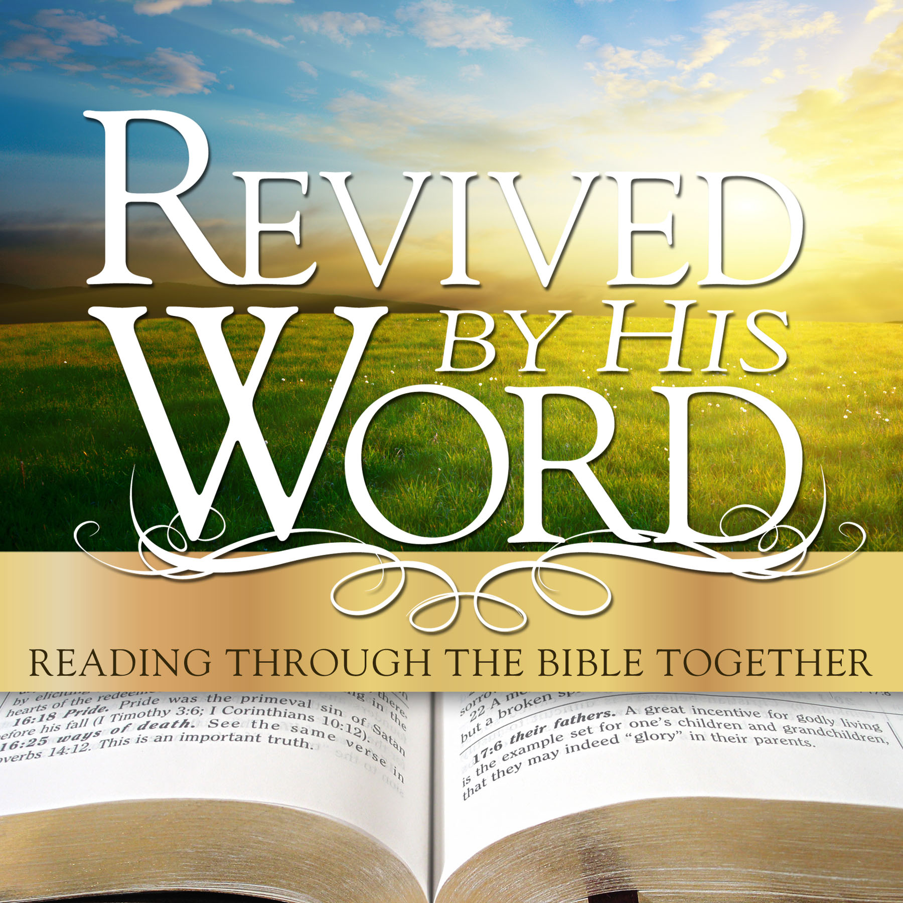 Revived by His Word