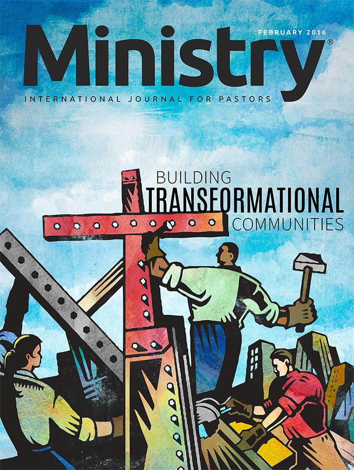Seventh day Adventist Church Ministers handbook service